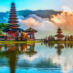 temples with a view at bali